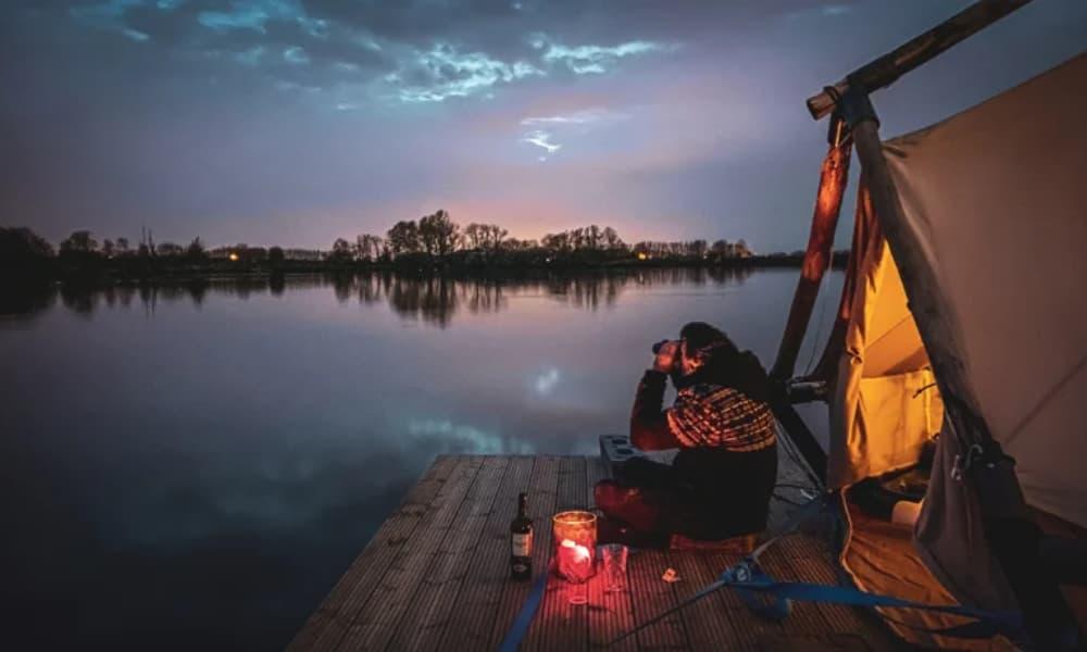Raftcamping