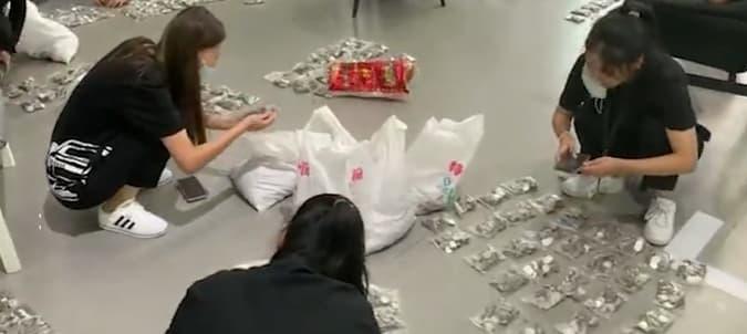 Empleados Pasaron Más De Tres Horas Contando Monedas