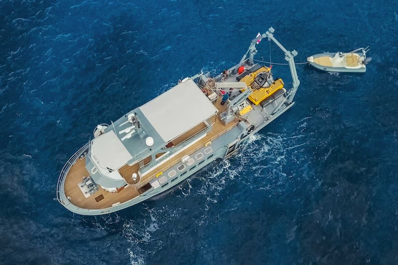 Compañía De Yates De Lujo Permite Explorar El Fondo Del Océano (1)