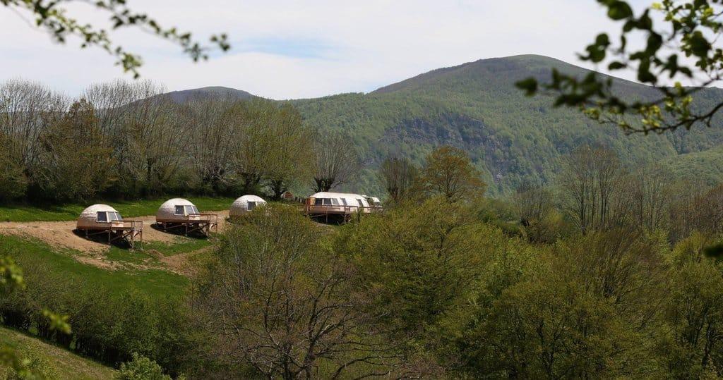 Alojamiento En La Selva De Irati