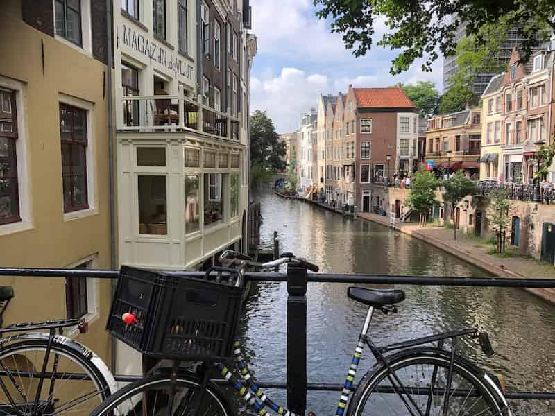 Recorrer-Ámsterdam-En-Bicicleta
