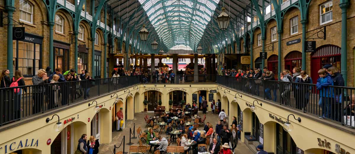 Qué ver en Covent Garden