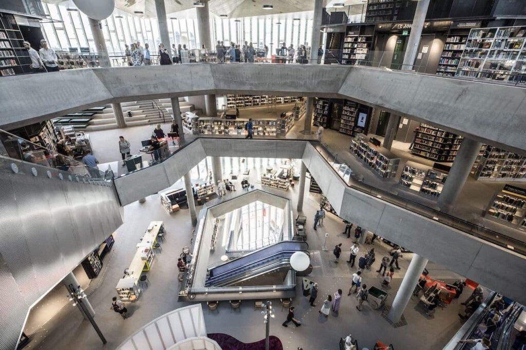 Mejor Biblioteca Pública Del Mundo