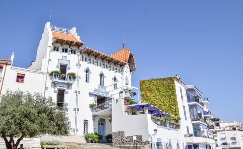 Que Ver En Cadaqués Y Alrededores: Casa Serinyana