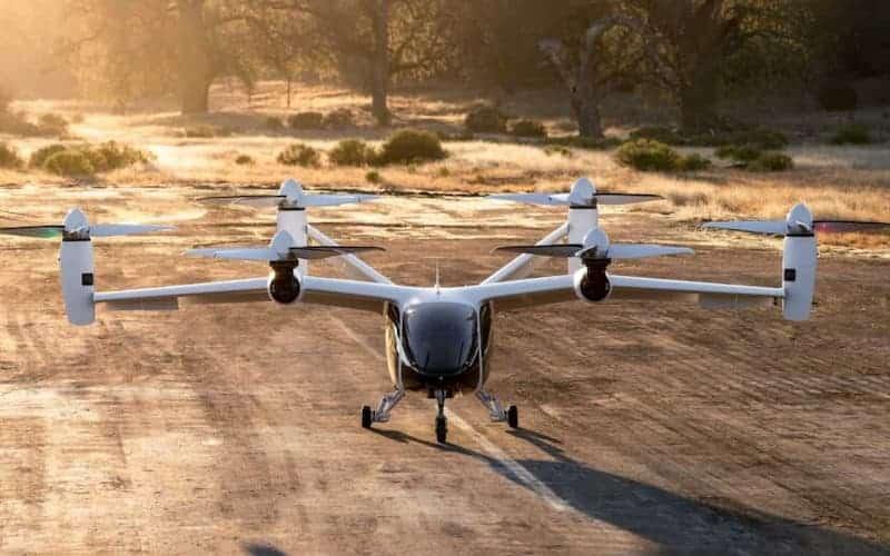 Nasa Realiza Pruebas Para Un Taxi Aéreo
