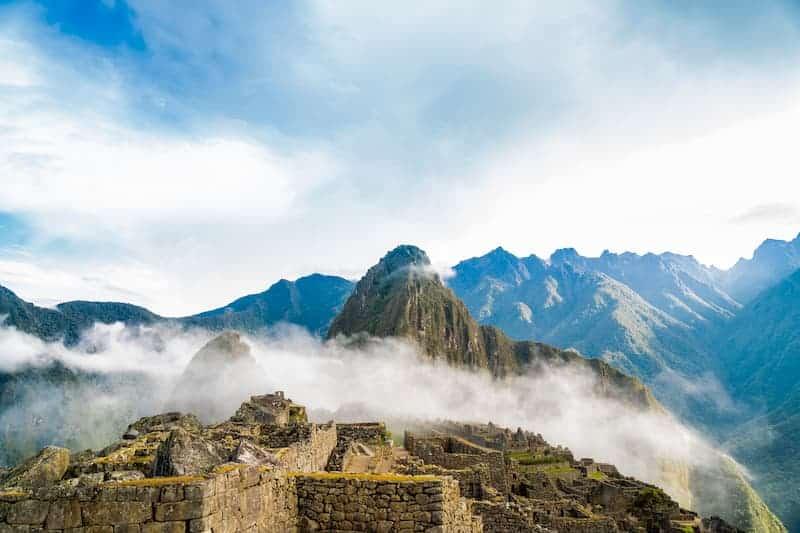Paseo Virtual Por Machu Picchu