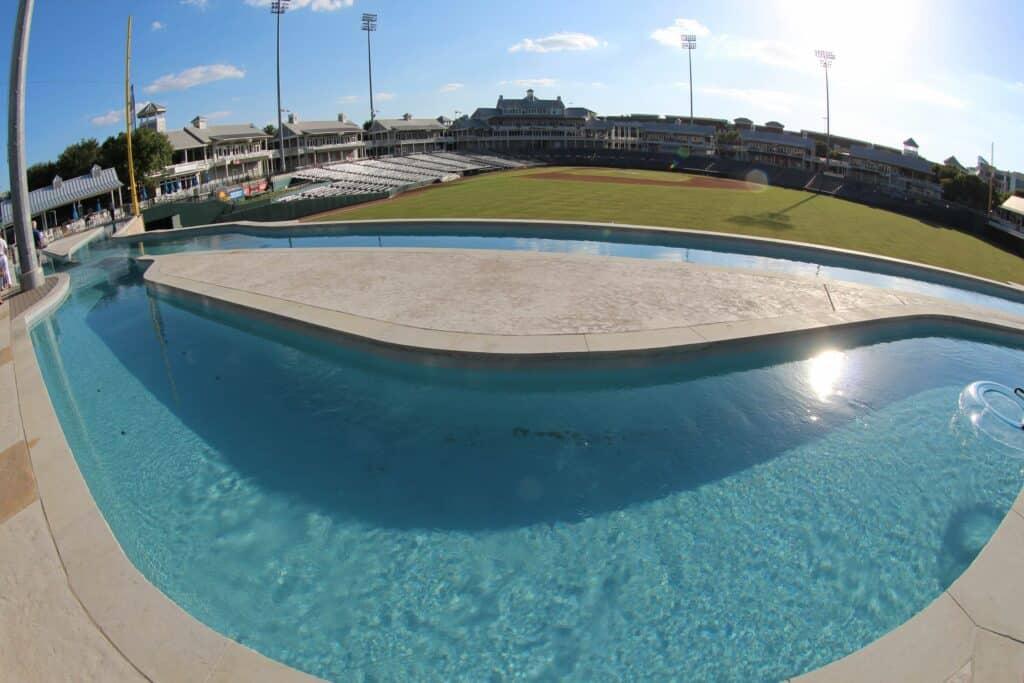 Estadio De Béisbol De Texas