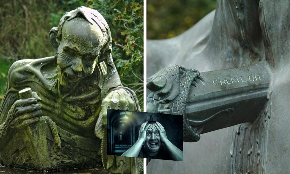 victor parque esculturas irlanda