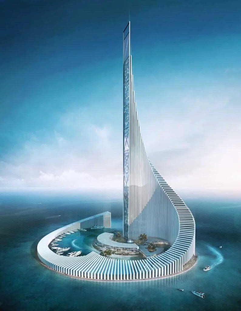 Zanzíbar Construirá Una Torre En Forma De Dominó Y Será El Segundo Rascacielos Más Alto De África