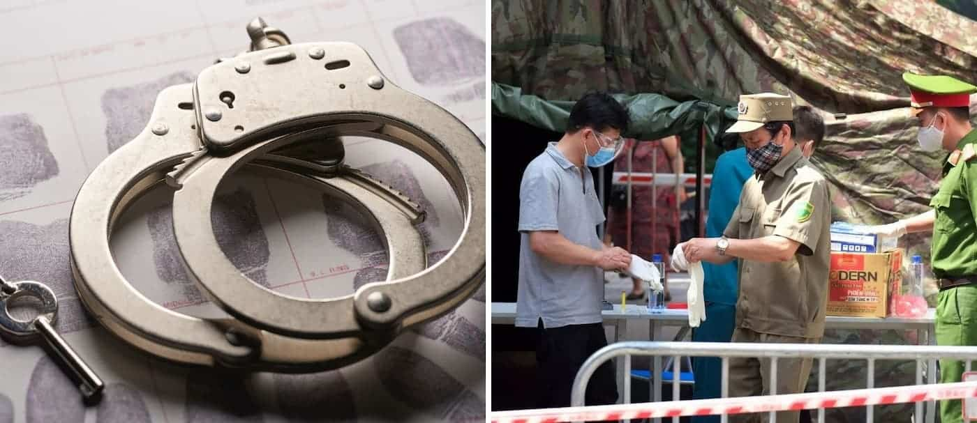 Un hombre fue sentenciado a 5 años de prisión por no cumplir con las medidas de COVID-19 y propagar el virus