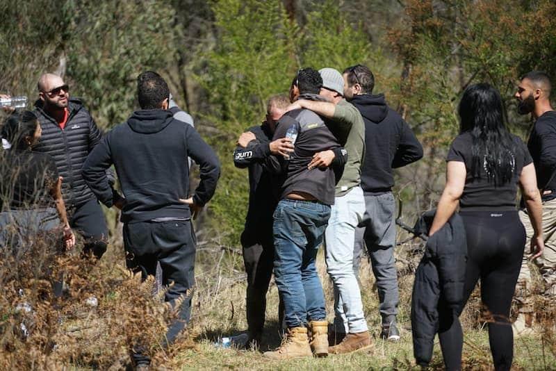 Familiares Y Allegados Celebran Que Encontraron Al Niño Que Estuvo Perdido Por 3 Días