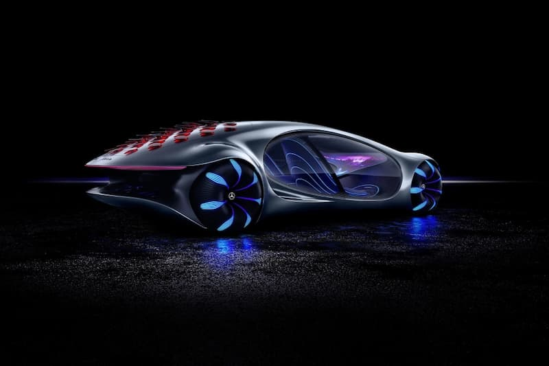 Nuevo Auto De Mercedes Benz
