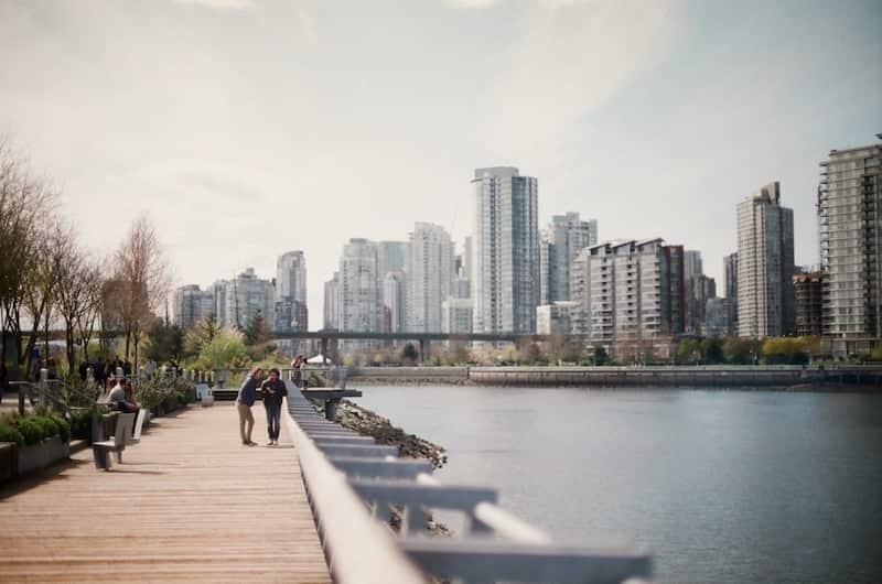 Vancouver - Canadá Recibe A Turistas Vacunados