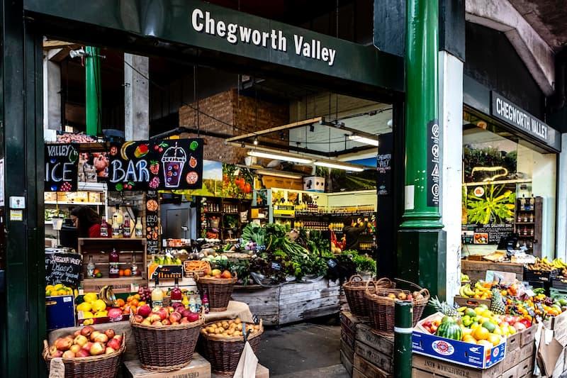 Borough Market, Londres, Inglaterra