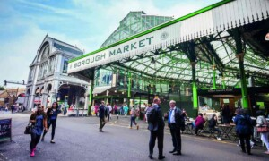 Así Es El Borough Market De Londres