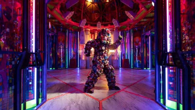 Muestra De Arte Multisensorial En Denver