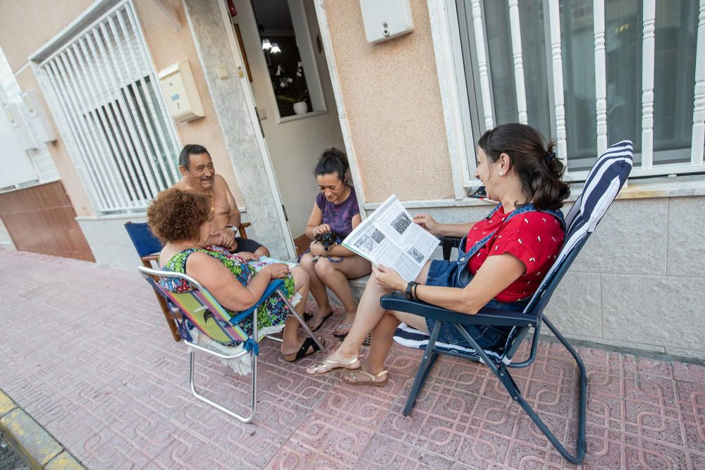 Un pueblo de Cádiz busca que las 'charlas a la fresca' sean declaradas Patrimonio Inmaterial de la Humanidad por la UNESCO-3