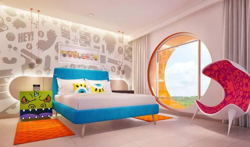 Hotel Nickelodeon Riviera Maya