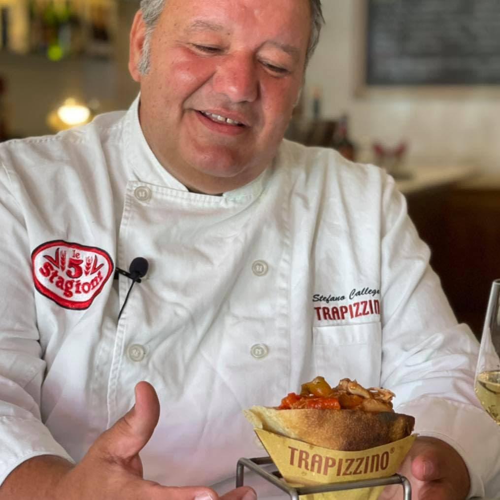 Trapizzino: La Comida Callejera En Italia Que Combina Pizza Y Sándwich En Una Única Propuesta Gastronómica