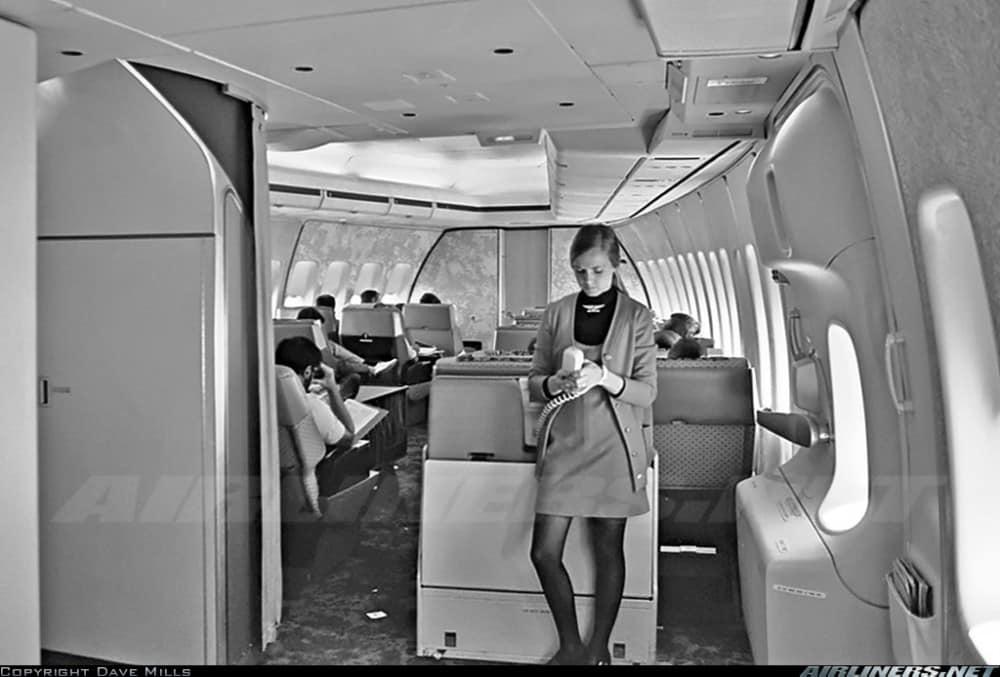 Volar En La Década Del 50 Y 60