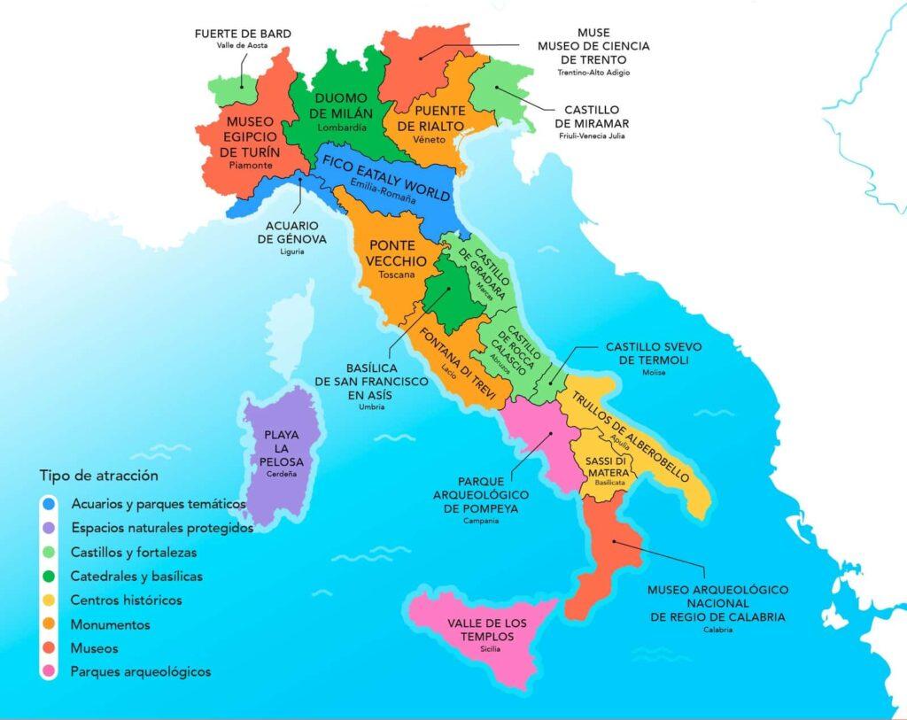 Región De Italia