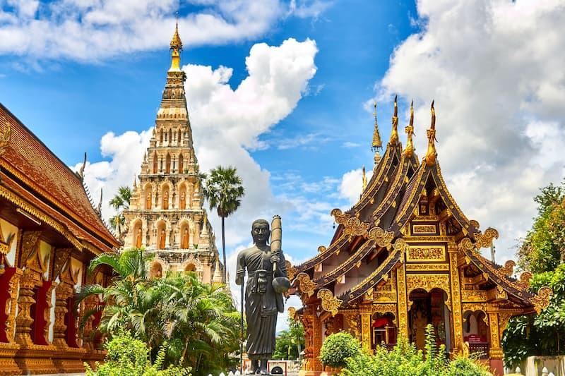 Tailandia Turistas Vacunados Cinco Destinos