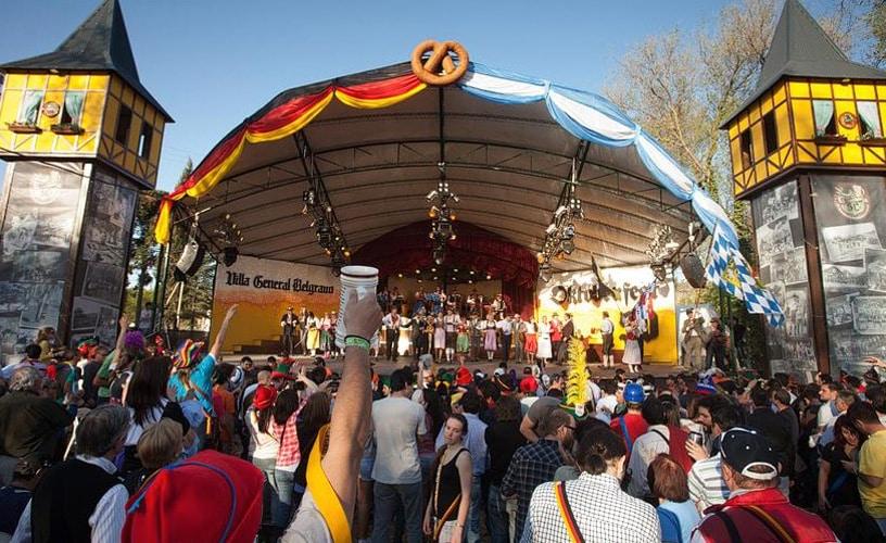 Argentina Cancela Su Oktoberfest 2021 Y Por Segundo Año Consecutivo No Habrá Fiesta Nacional De La Cerveza Debido Al Coronavirus