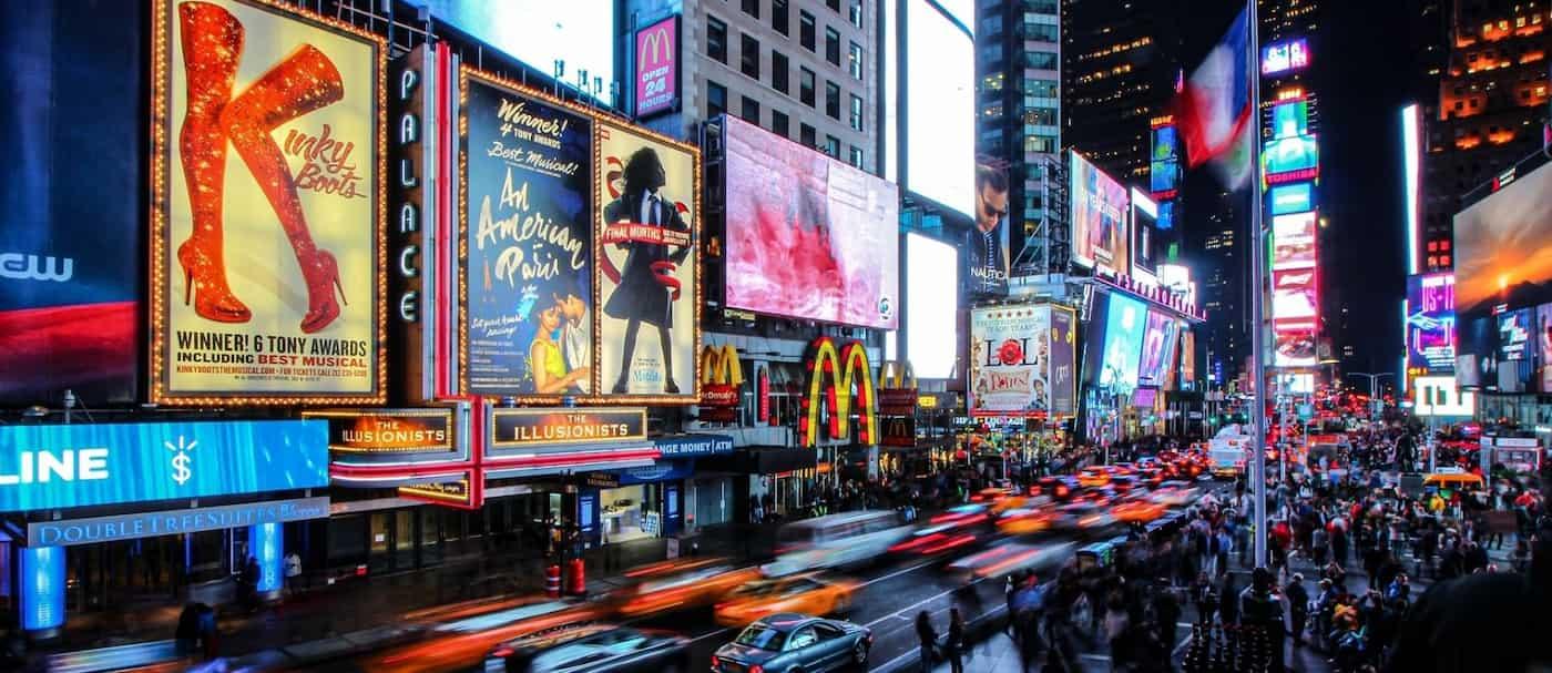 Algunos de los espectáculos más populares de Broadway volvieron a recibir al público