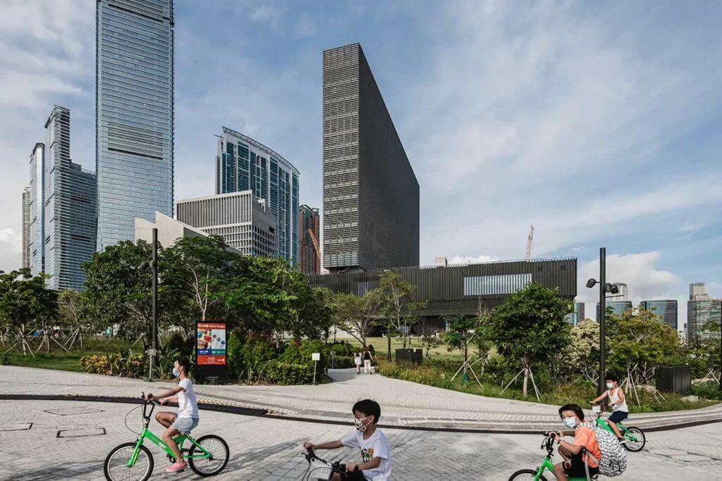 Hong Kong Abrirá En Noviembre M +, El Primer Museo Mundial De Cultura Visual Contemporánea De Asia