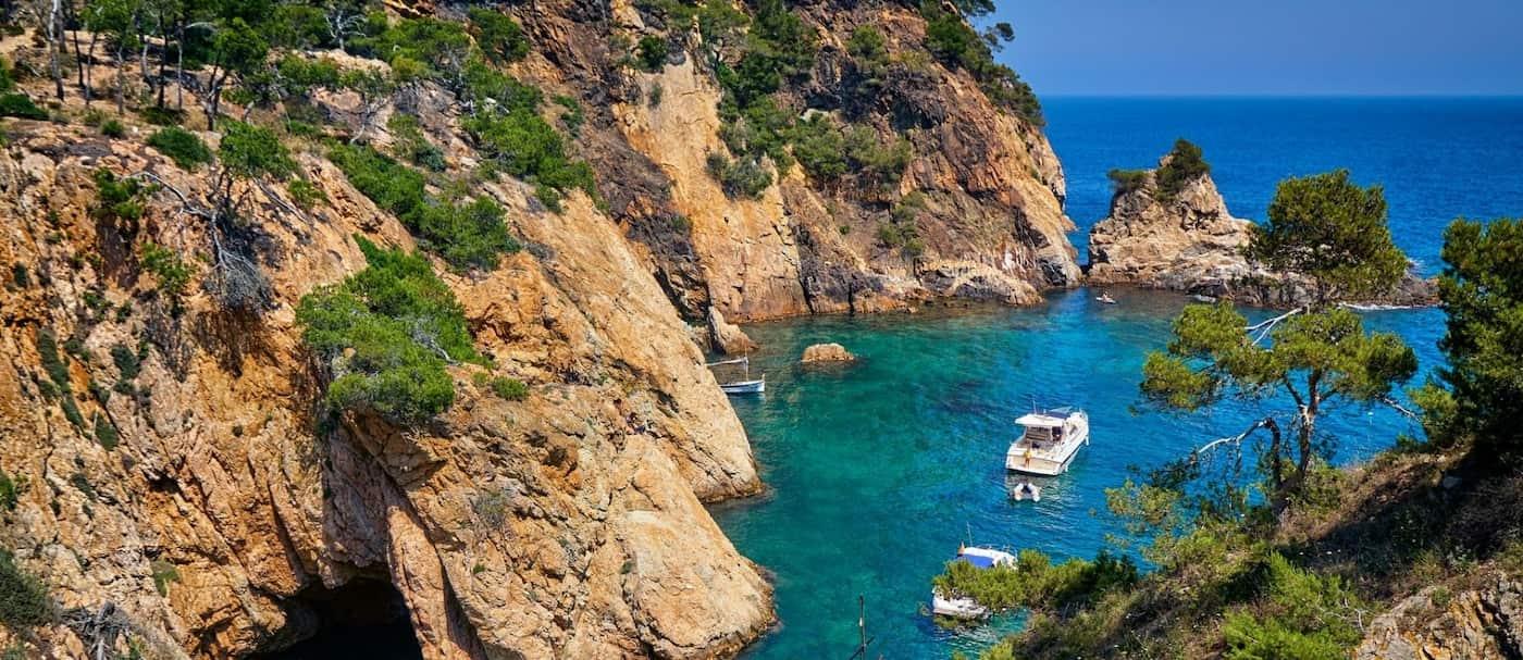 Te presentamos 6 de las mejores calas de la Costa Brava con paisajes fabulosos