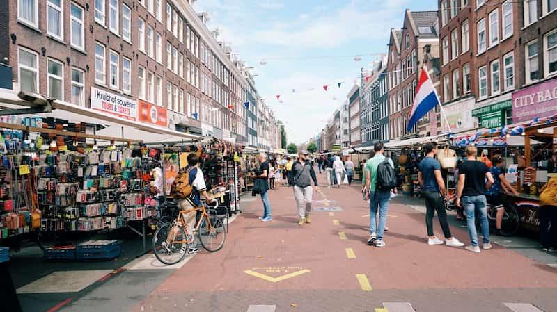 La Población De Países Bajos Está Perdiendo Altura