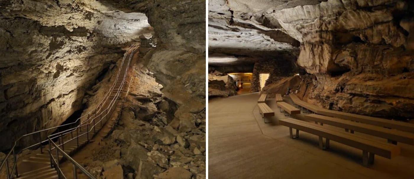 La cueva Mammoth es la más grande del mundo y es incluso más larga de lo que se creía
