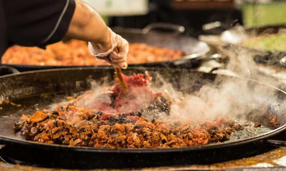 Cómo Preparar Paella