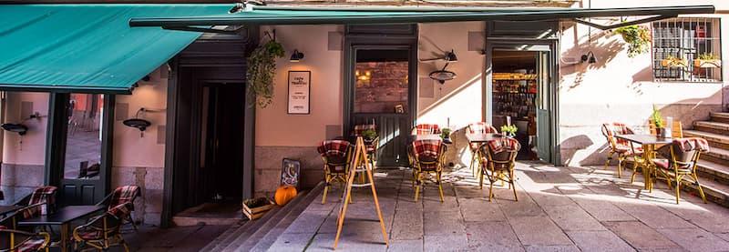Brunch De Madrid - Cafe Del Nuncio (1)