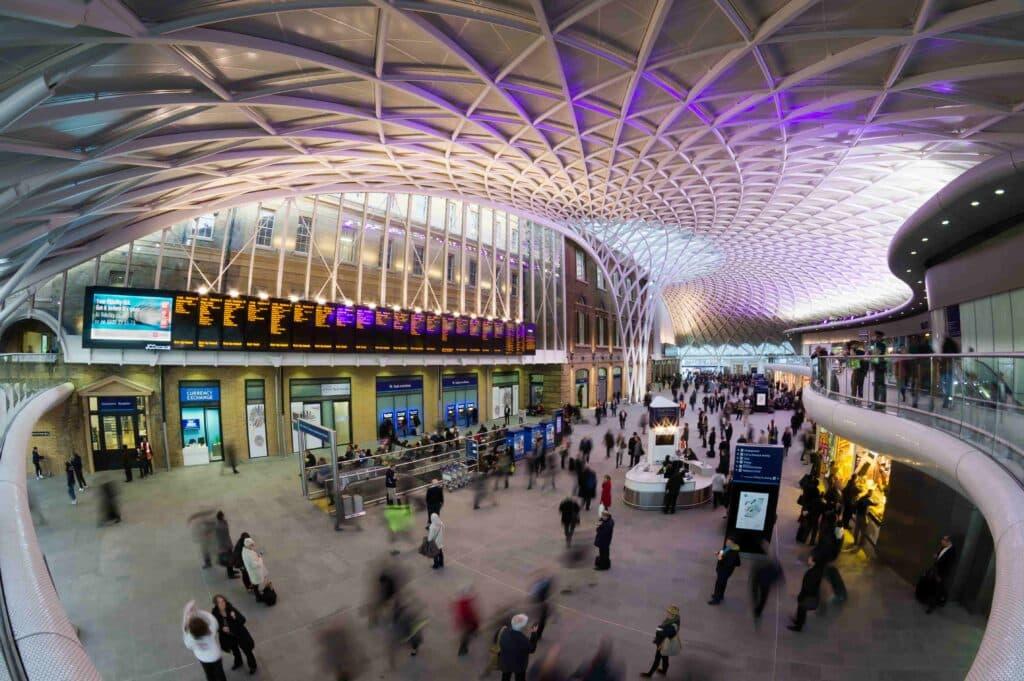 Cómo Es El Recorrido De Lumo, El Tren Eléctrico Que Unirá Londres Con Edimburgo En 4 Horas Y 20 Minutos