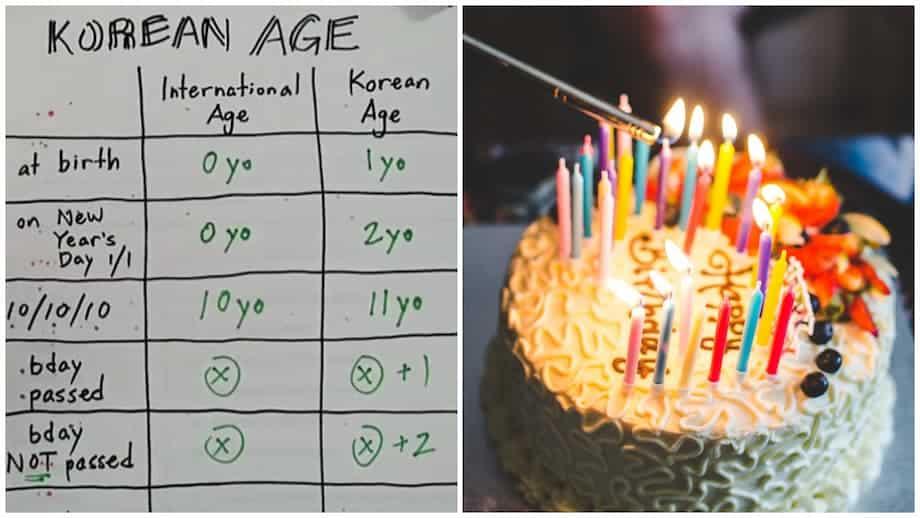 edad corea
