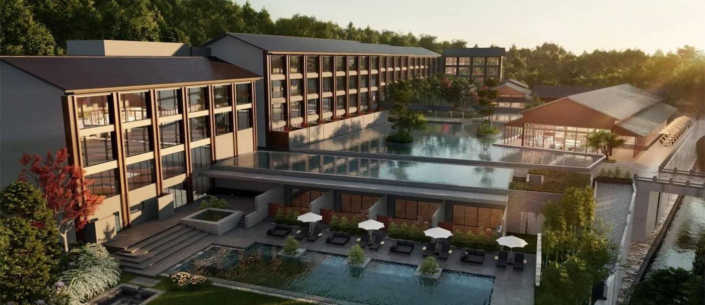 Kioto cuenta con un nuevo hotel de lujo a pasos de un sitio considerado Patrimonio de la Humanidad