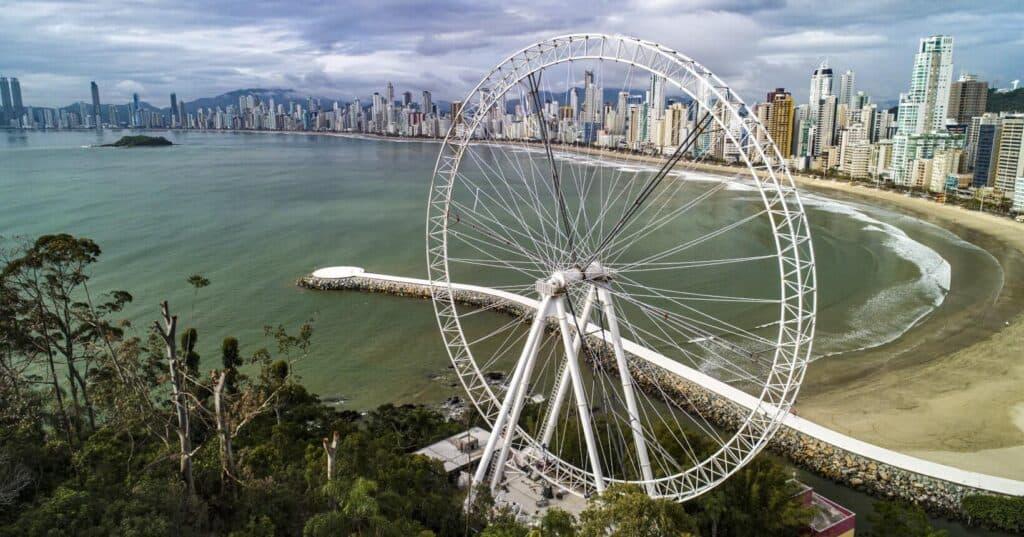 """Camboriú, la Dubai brasileña"""", triplicará la extensión de sus playas para atraer turistas en el verano-5"""