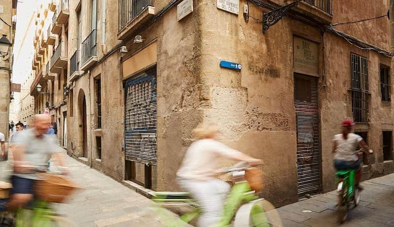 El Call, Barrio Judío De Barcelona