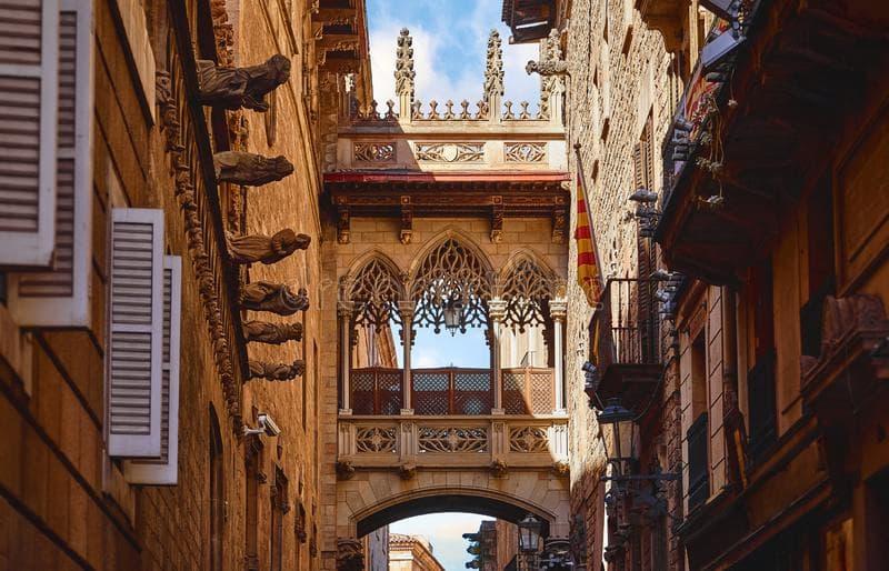 Barrio Gótico - Barcelona - El Call