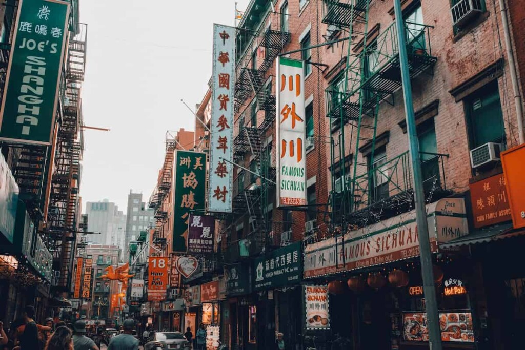 Qué Hacer En Chinatown, El Barrio Chino De Nueva York