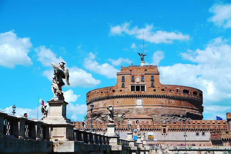 Qué Ver En Roma En 2 Días - Castillo Sant'Angelo