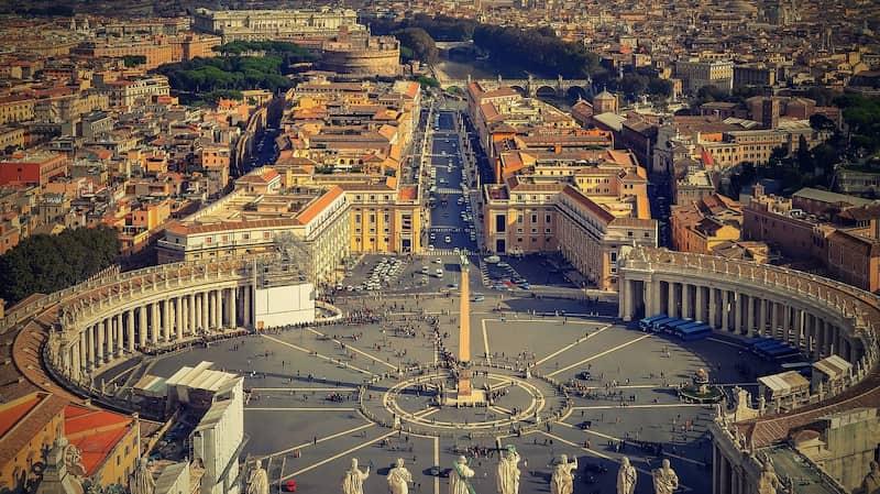 Qué Ver En Roma En 2 Días - Plaza De San Pedro