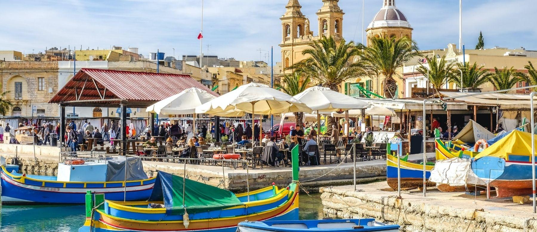 Malta lanza un programa de un año para nómadas digitales