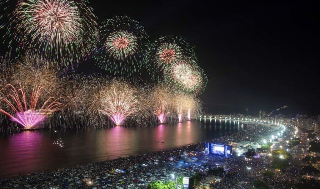 Brasil Confirma La Vuelta Del Popular Reveillon Con Una Masiva Fiesta Para El 31 De Diciembre