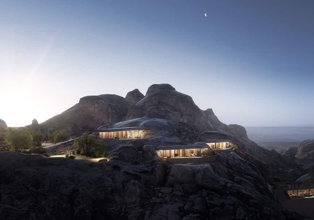 desert-rock-hotel-arabia-saudí-mar-rojo