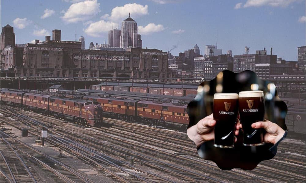 Guinness abrirá una nueva taberna en el interior de un antiguo depósito de ferrocarril en Chicago
