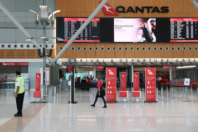 Australia Planea Abrir Sus Fronteras - Aeropuerto
