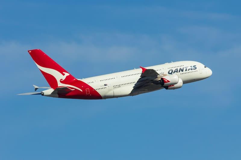 Vuelo De Qantas
