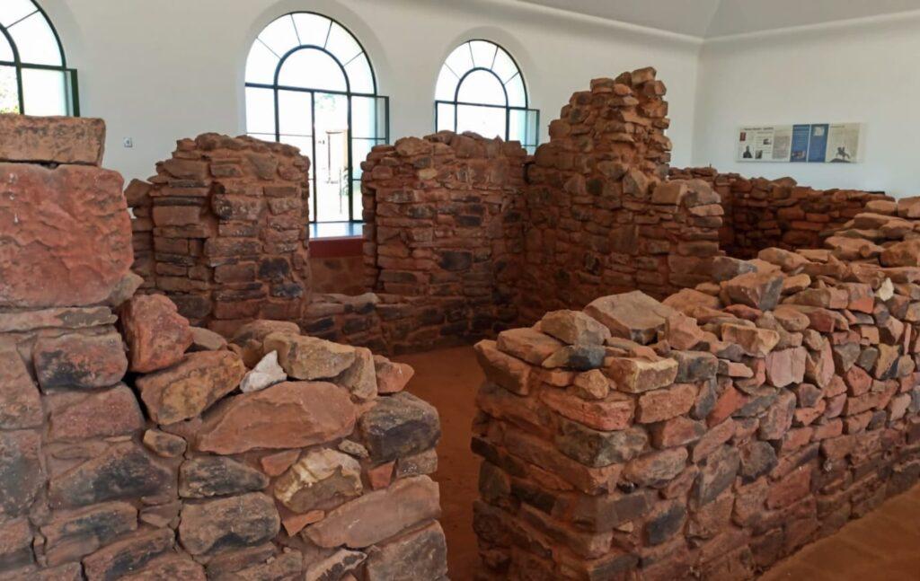 Templete Casa Natal De José De San Martín Yapeyú Camino Mesopotámico